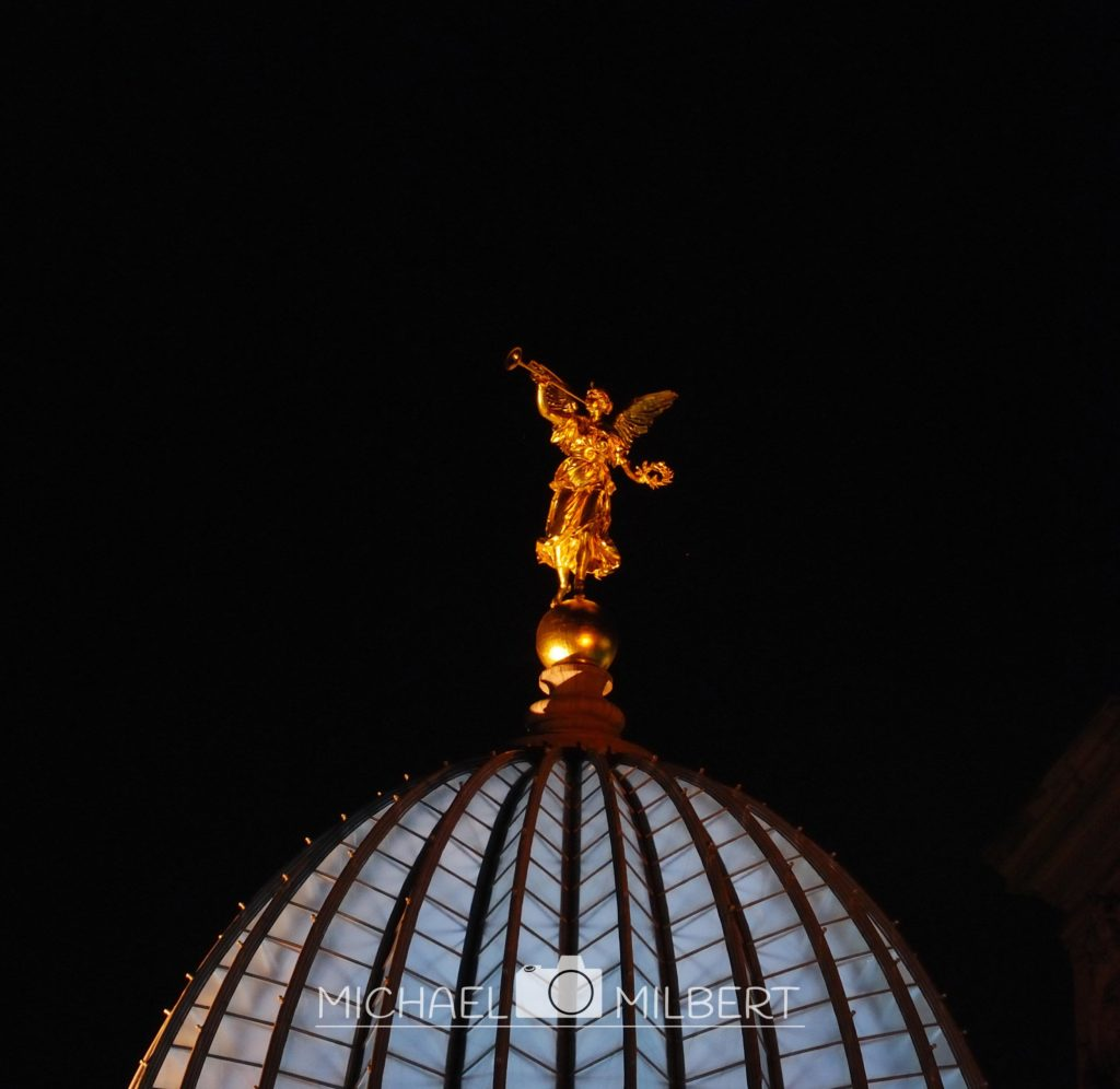 Engel in Dresden